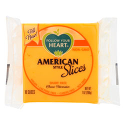 Follow Your Heart Cheese Slices - American THUMBNAIL