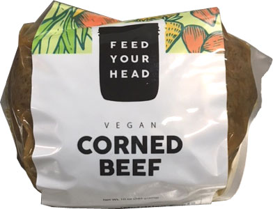 Vegan Corned Beef by Feed Your Head