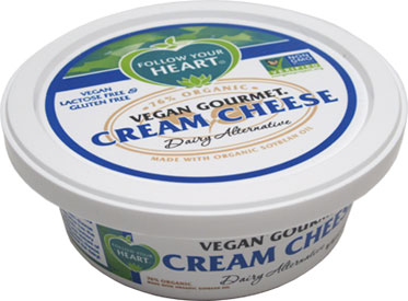 Follow Your Heart Vegan Gourmet Cream Cheese