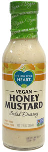 Vegan Honey Mustard Salad Dressing by Follow Your Heart_LARGE