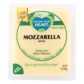 Follow Your Heart Cheese Block - Mozzarella MAIN