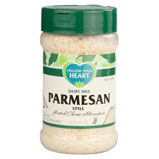 Follow Your Heart Grated Parmesan Style Cheese Shaker Bottle MAIN