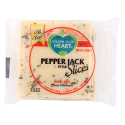 Follow Your Heart Cheese Slices - Pepper Jack THUMBNAIL