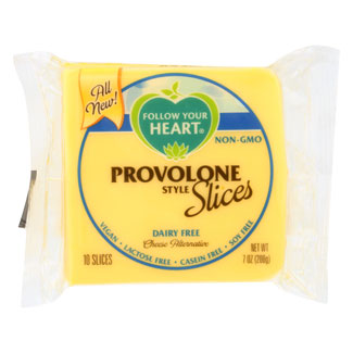 Follow Your Heart Cheese Slices - Provolone MAIN