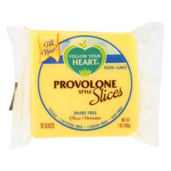 Follow Your Heart Cheese Slices - Provolone THUMBNAIL