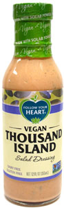Vegan 1000 Island Salad Dressing by Follow Your Heart