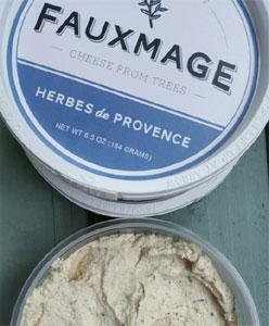 Fauxmage Vegan Artisan Cheese Spreads