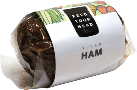 Vegan Ham by Feed Your Head LARGE