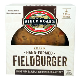 Hand-Formed FieldBurger by Field Roast MAIN