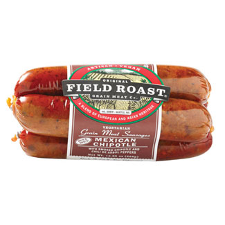 Field Roast Sausages - Mexican Chipotle LARGE