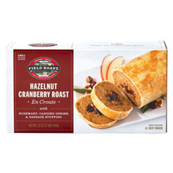 Hazelnut Cranberry Roast En Croute by Field Roast THUMBNAIL