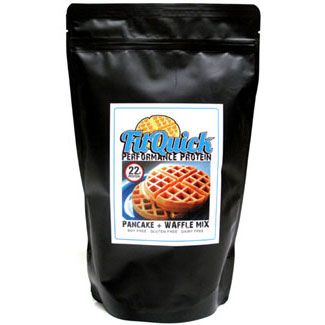 FitQuick Performance Protein Pancake & Waffle Mix MAIN