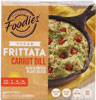 Carrot Dill Frittata by Foodies_THUMBNAIL
