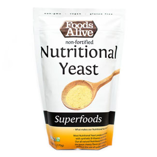 Foods Alive Non-Fortified Nutritional Yeast MAIN