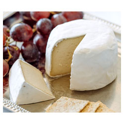 Botanic Camembert Cultured Artisan Cheese by The Frauxmagerie THUMBNAIL