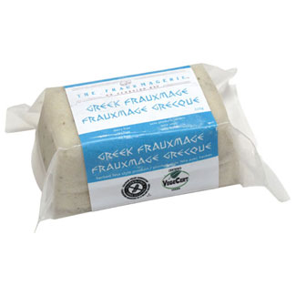 Greek Feta Cultured Artisan Cheese by The Frauxmagerie MAIN