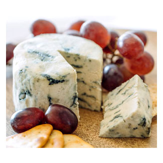 Botanic True Blue Cultured Artisan Cheese by The Frauxmagerie MAIN