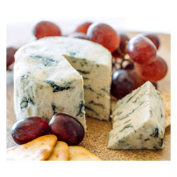 Botanic True Blue Cultured Artisan Cheese by The Frauxmagerie THUMBNAIL