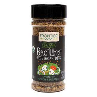 Organic Bac'uns Bacon Bits Alternative MAIN