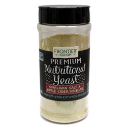 Frontier Nutritional Yeast - Himalayan Salt & Apple Cider Vinegar THUMBNAIL