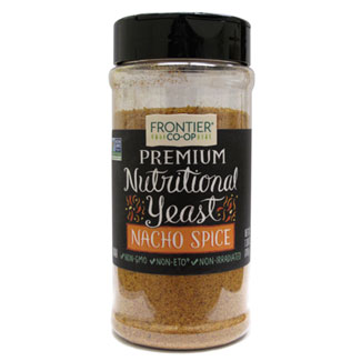Frontier Nutritional Yeast - Nacho Spice MAIN