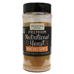 Frontier Nutritional Yeast - Nacho Spice THUMBNAIL