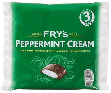 Fry's Peppermint Cream Filled Chocolate Bars_LARGE