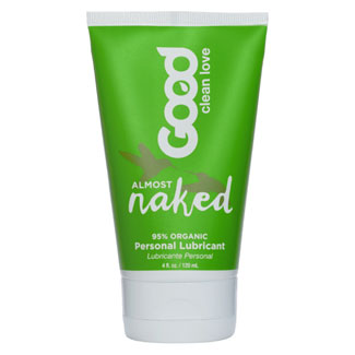 Organic Personal Lubricant by Good Clean Love MAIN