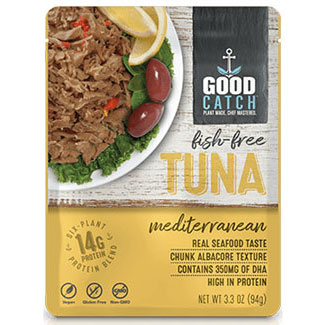 Good Catch Fish-Free Tuna - Mediterranean MAIN