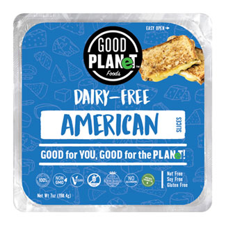 Good Planet American Style Cheese Slices LARGE