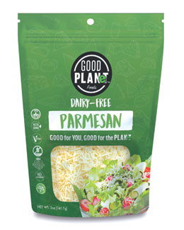 Good Planet Dairy-Free Parmesan Shreds