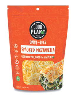 Good Planet Dairy-Free Smoked Mozzarella Shreds