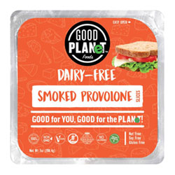 Good Planet Smoked Provolone Slices THUMBNAIL