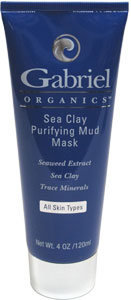 Sea Clay Purifying Mud Mask by Gabriel Organics