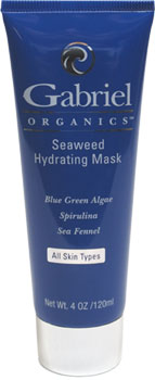 Seaweed Hydrating Mask by Gabriel Organics
