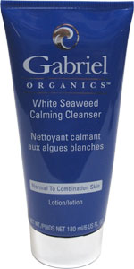 White Seaweed Calming Cleanser by Gabriel Organics