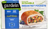 Eggless Scramble Breakfast Pockets by Gardein