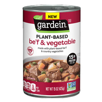 Gardein Plant-Based Be'f & Vegetable Soup MAIN