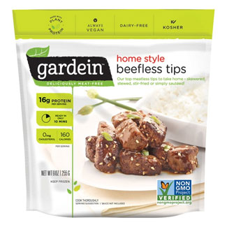 Gardein Home-Style Beefless Tips MAIN
