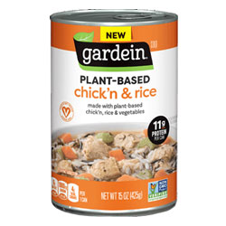 Gardein Plant-Based Chik'n & Rice Soup THUMBNAIL