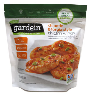 Gardein Chipotle Georgia Style Chick'n Wings LARGE
