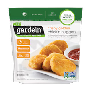 Gardein Crispy Golden Chick'n Nuggets MAIN