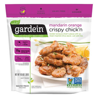 Gardein Mandarin Orange Crispy Chick'n Strips MAIN