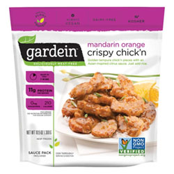 Gardein Mandarin Orange Crispy Chick'n Strips THUMBNAIL