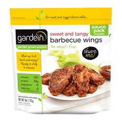 Gardein Sweet and Tangy Meatless Barbecue Wings THUMBNAIL