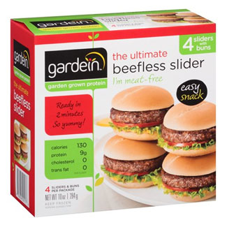 Ultimate Beefless Sliders by Gardein MAIN