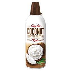Real Coconut Whipped Topping by Gay Lea THUMBNAIL