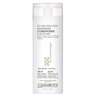 Giovanni Tea Tree Triple Treat Invigorating Conditioner MAIN