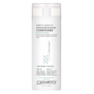 Giovanni Direct Leave-In Weightless Moisture Conditioner MAIN