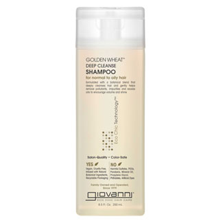 Giovanni Golden Wheat Deep Cleanse Shampoo MAIN